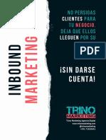 Inbound Marketing - Trino Marketing 2019 Original