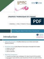 EB Cours Urgences Thoraciques 16 12 2015