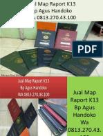 11 PDF Iklan Map Raport K13 Kalimantan