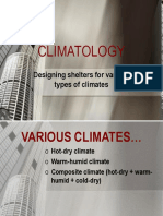 Shelters for Various Climates