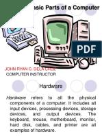 Copy of 3. Parts of a Computer