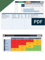Risk Assessment Template Someka V1F