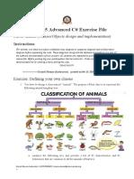 ADVANCED C# EXERCISES  & ASSIGNMENTS(1).pdf
