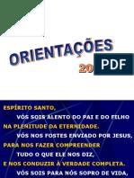Orientacoes Para 2008