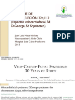 Sindrome deleción 22q11