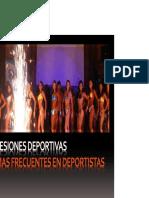 Lesiones Deportivas Mas Frecuentes (1)
