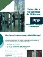 Guia Servicios Biblioteca Cidt