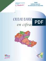 CIUDAD DARIO EN CIFRAS , POBLACION ESTADISTICAS