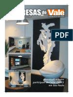 Revista empresas do Vale - Edição 25