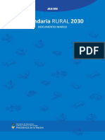 190711 Secundaria Rural 2030 Vf