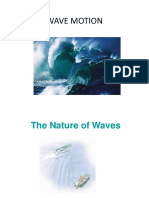 WAVE MOTION Ppt Lecture Part 1 Revised18194