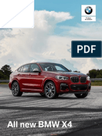 Ficha técnica BMW X4 xDrive20i M Sport X