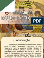 Estudo Teológico - Introdução ao NT