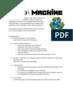 assignment - green machine