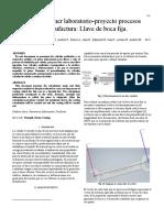 informe laboratorio procesos de manufactura
