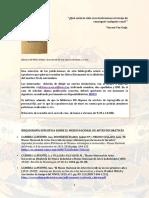 BIBLIOGRAFÍA ESPECÍFICA SOBRE EL MUSEO NACIONAL DE ARTES DECORATIVAS