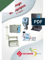 Broshure Ultrapurificador de Agua Quimis