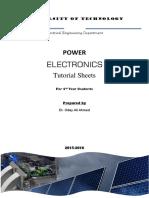 tutorials power electronics