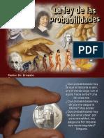 LA LEY DE LAS PROBABILIDADES.pps