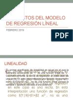 SUPUESTOS DEL MODELO DE REGRESIOìN LIìNEAL (2).pptx