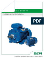 BEVI Electrical Motor Manual En
