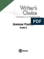 Grammar Practice (1)