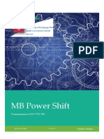 MB Power Shift