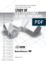 Life Expectancy of Home Components - NAHB