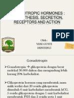 Gonadotropic Hormones