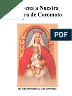 Novena a Nuestra Señora de Coromoto