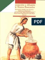Recepcion y difusión de textos Ilustrados