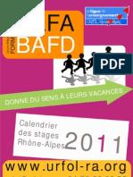 BAFA BAFD 2011
