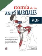 Anatomía de las artes marciales (español)