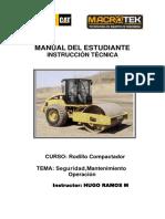 Manual Estudiante-Rodillo Compactadores-cs533 MACROTEK