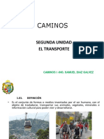 Presentacion Cap.ii El Transporte 2014 (1)