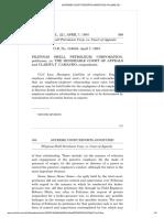 2. Pilipinas Shell Petroleum Corp. vs. Court of Appeals