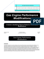 Ford Gas Engine Performance Modifications