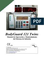Twins 121 Manual de Operación, Instalación y Mantenimiento Español