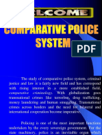 Comparative Police System1