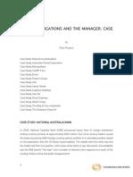 Chapter 13.2 Case Studies