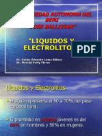 Liquidos y Electrolitos 1