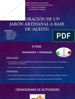 Jabon Artesanal