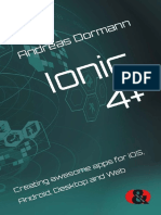Ionic 4 (Look inside)