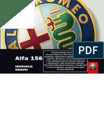 Instrukcja Obslugi ALFA ROMEO 156 2004 PL