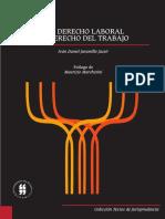 Del Derecho Laboral Trabajo resumido, concepto, definición y demás