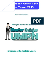Pembahasan UMPN Tata Niaga 2013