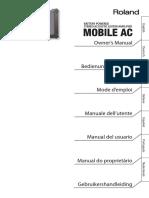 Ampli Mobile Ac Egfispd01 w