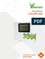 User Manual CloudPortal En