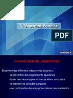 Hémostase (1)