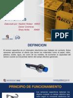 presentacion SENSORES